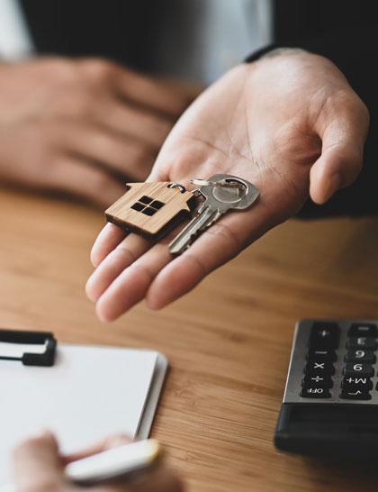 Mandataire dans les procédures et les transactions immobilières